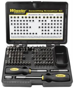 $60 Wheeler Screwdriver Set