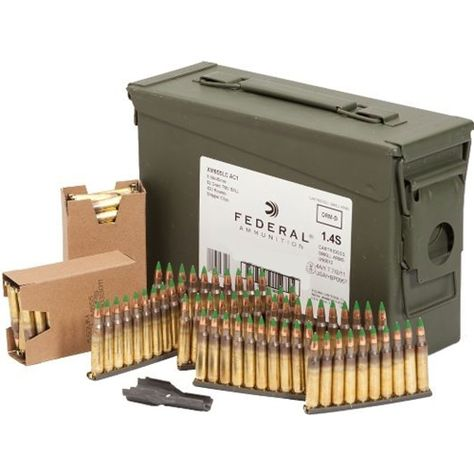 Bulk ammo will cost more up front, but it means not having to buy as often.