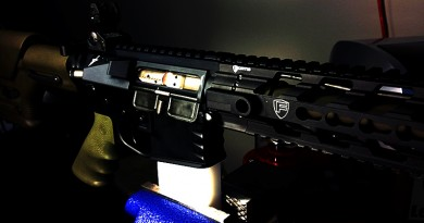 Ar15 on Vice Block