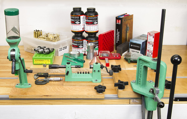 Getting into reloading can get expensive, but in the long term you will save money left and right.