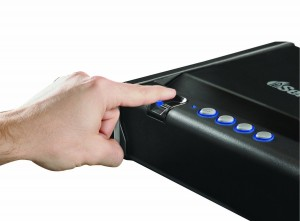 Sentry Safe Biometric Quick Access Gun Safe